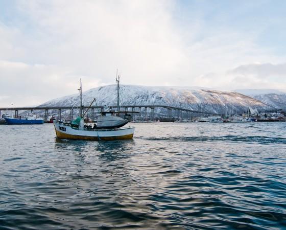 Tromsø lors de la fête nationale Same