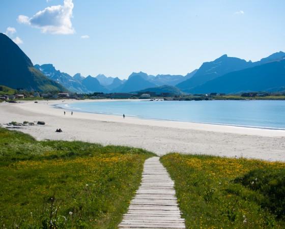 Le Nord de la Norvège