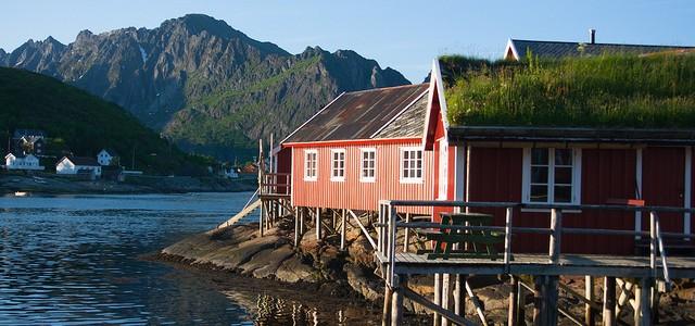 [Norvège] d'Oslo aux îles Lofoten