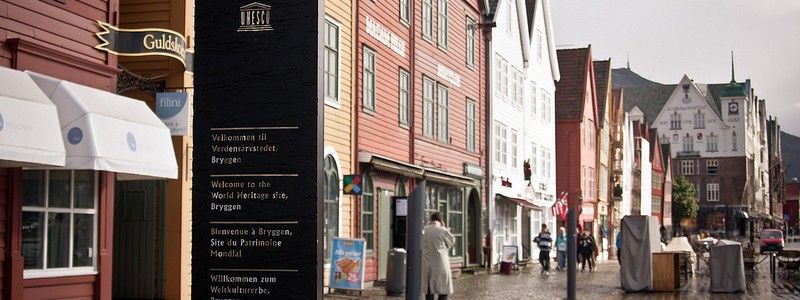 [Norvège] Bergen fin septembre