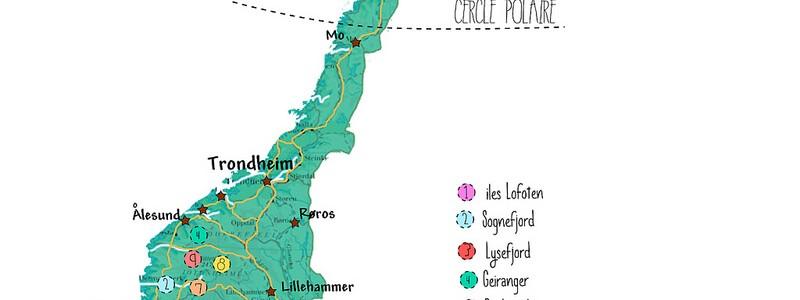 Vos vacances norvégiennes