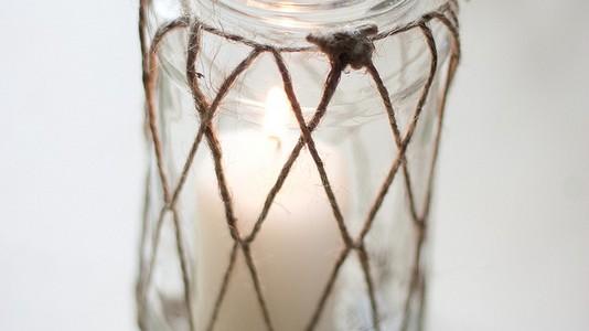 DIY Lanterne koselig