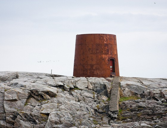 Runde og Ålesund: des piafs et des hommes
