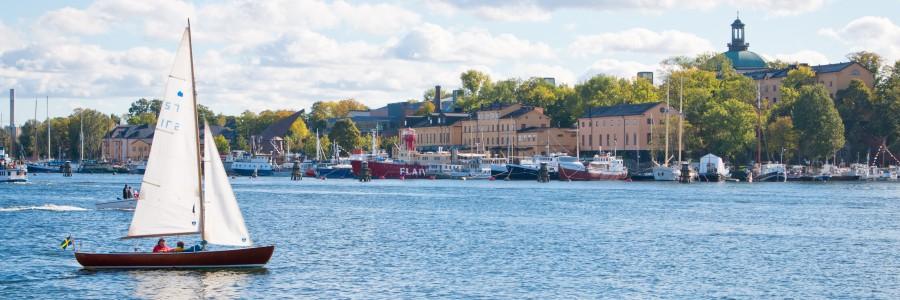 Stockholm, le kit de premier secours