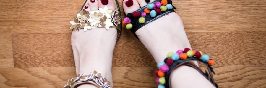 [DIY] Une paire, deux chaussures, deux possibilités