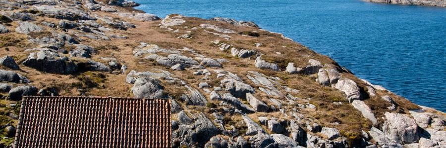 Dans les environs de Bergen