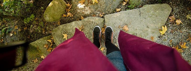 Le paradoxe des chaussures