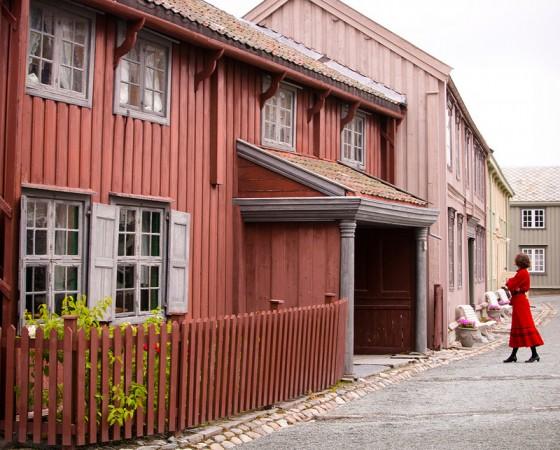 Le petit guide de Trondheim, sjø