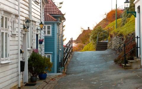 Eg ve te Bergen